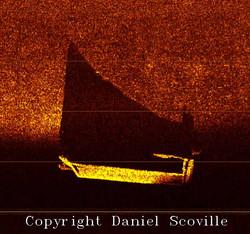 Gordon Dredge Shipwreck