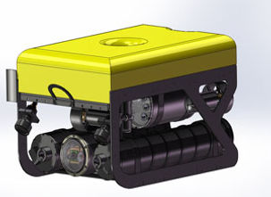 Dan Scoville Proteus 500 ROV