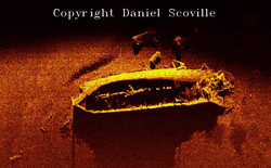 Homer Warren Shipwreck