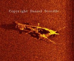 Unidentified Shipwreck