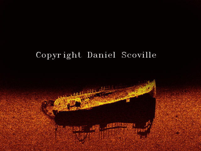 Samuel F Hodge Shipwreck