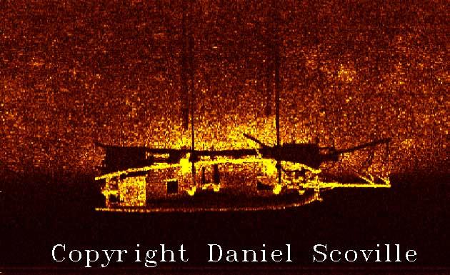 Shannon Shipwreck