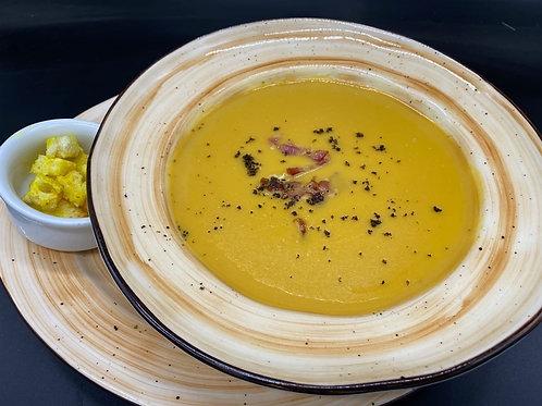 Гороховый суп с копченостями 1л.