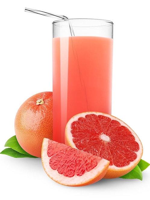 Грейпфрутовый свежевыжатый сок