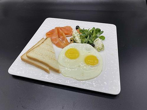 Скандинавский завтрак