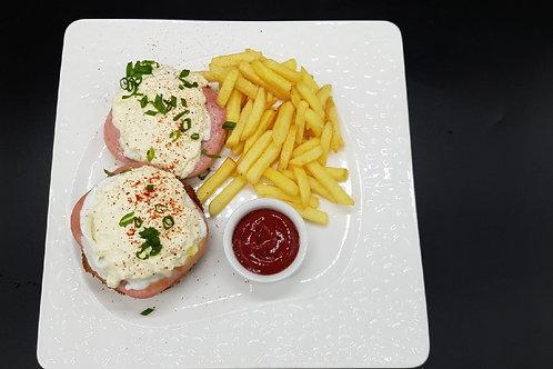 Завтрак аристократа «Бенедикт»