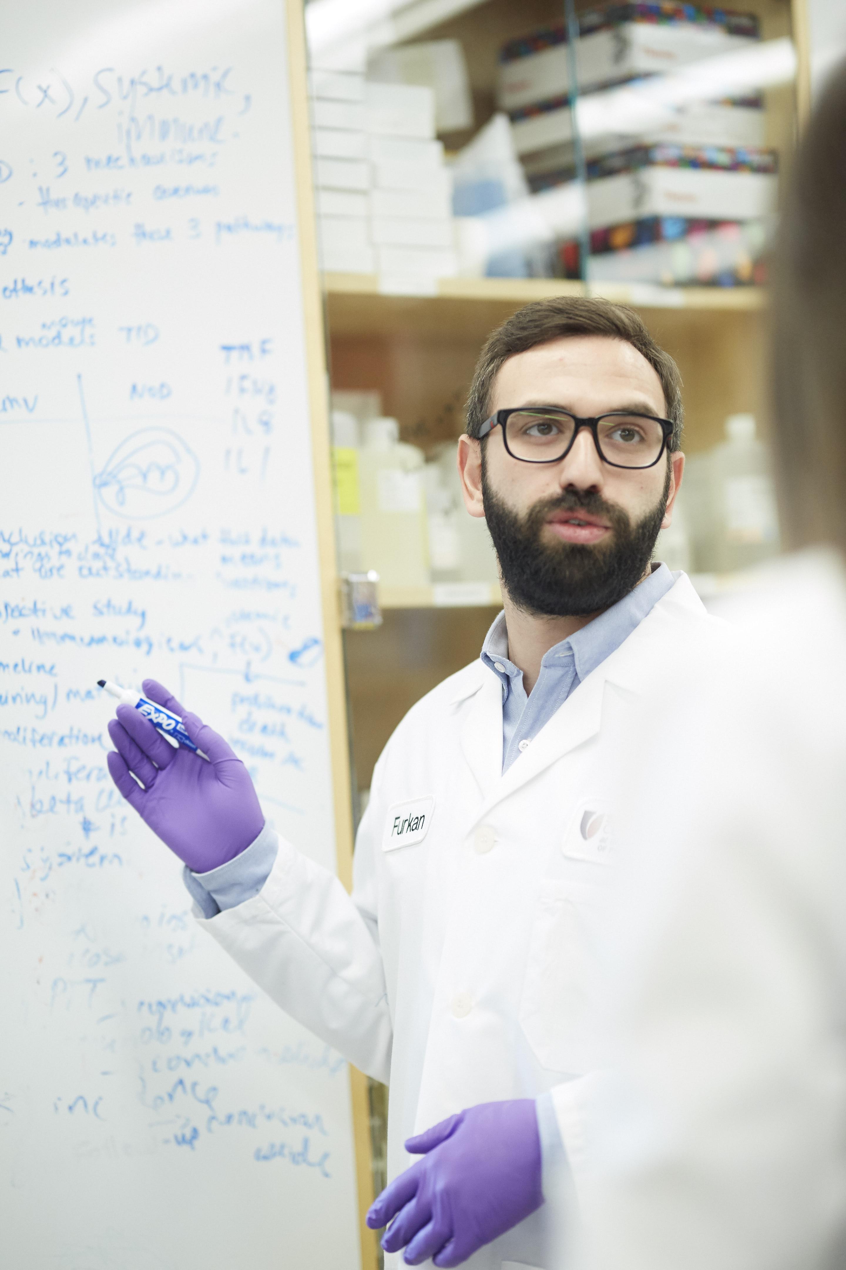 Dr. Furkan Burak