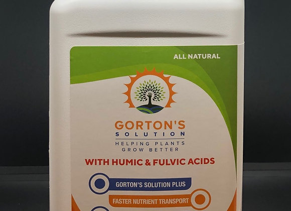 Gorton's Solution with Humic & Fulvic Acids 32oz