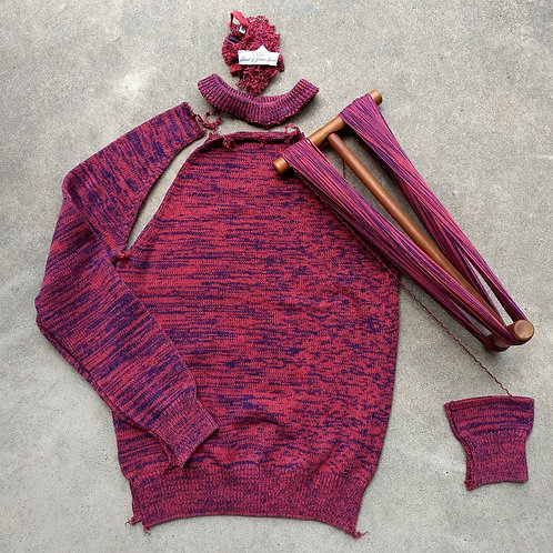 10/30 Sweater Unraveling