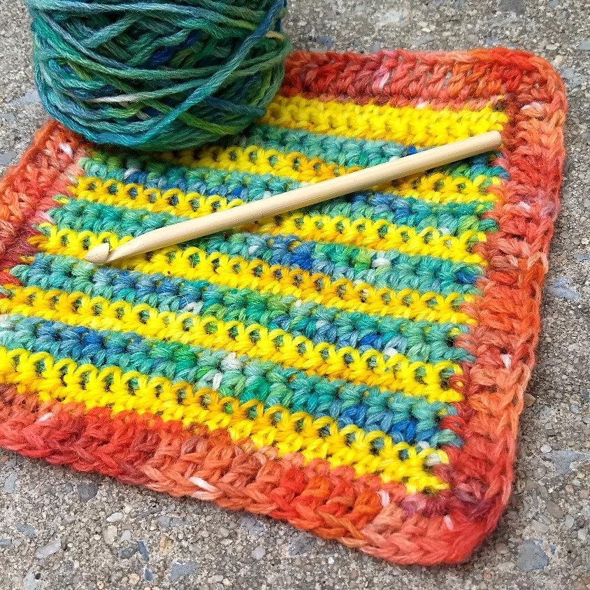 Crochet 1: Pot Holder