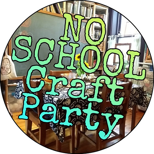NEW YEARS EVE-Craft Party