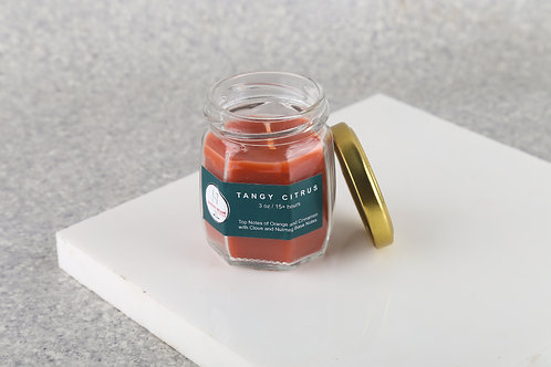 Joyous Beam Tangy Citrus Scented Candle