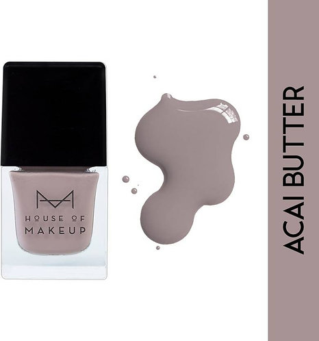 House Of Makeup Nail Lacquer - Acai Butter