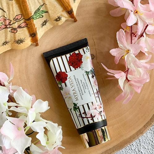 Myra Veda Japanese Matcha Tea & Camellia Restorative Shampoo