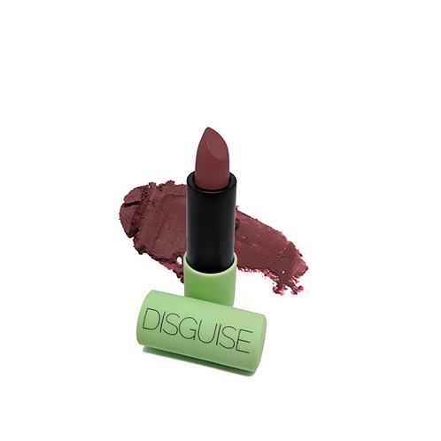 Disguise Cosmetics Satin Matte Lipstick Mauve Mentor 13