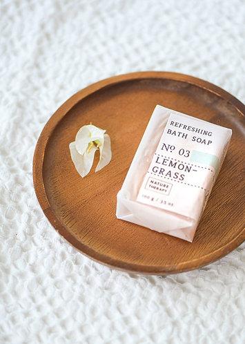 Nature Therapy Lemongrass Bath Soap