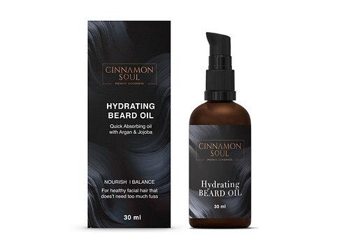 Cinnamon Soul Hydrating Beard Oil