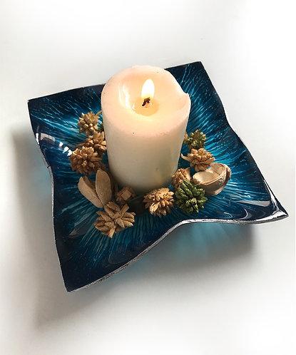 Rashi Agrawal Art Azure Bowl