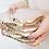 Thumbnail: Emaarat Home Pink & Gold Coasters (Set of 2)