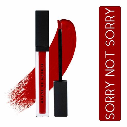House Of Makeup Pout Potion Liquid Matte Lipstick - Sorry not Sorry