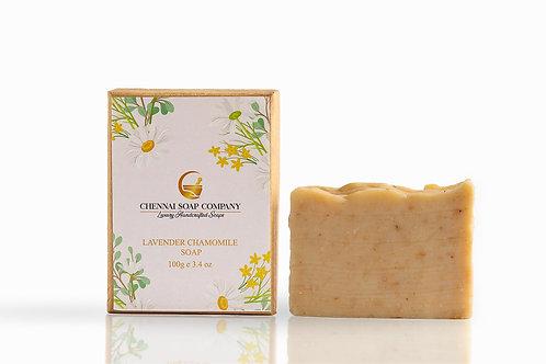 Chennai Soap Company Lavender Chamomile Soap