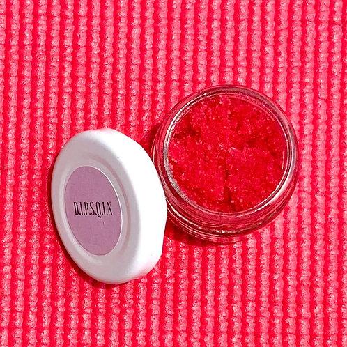 DIPSQIN Cherry Bomb Lip Scrub