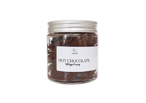 Kaura Hot Chocolate Whipped Soap