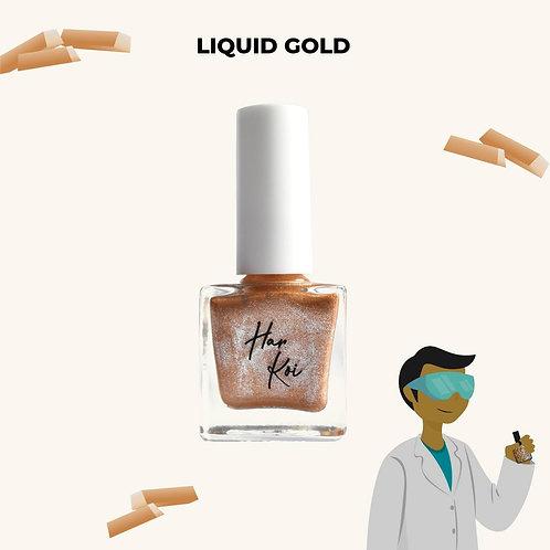 The Harkoi Lacquer Liquid Gold