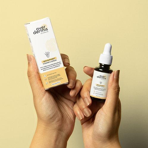 Over Dermis Skin Alphabet Vitamin C Serum