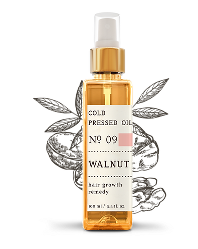 Nature Therapy Walnut Cold Pressed Oil