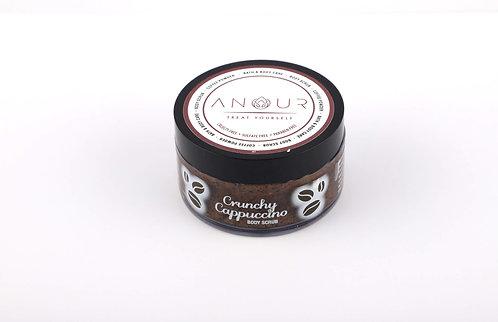 Anour Crunchy Cappuccino Body Scrub