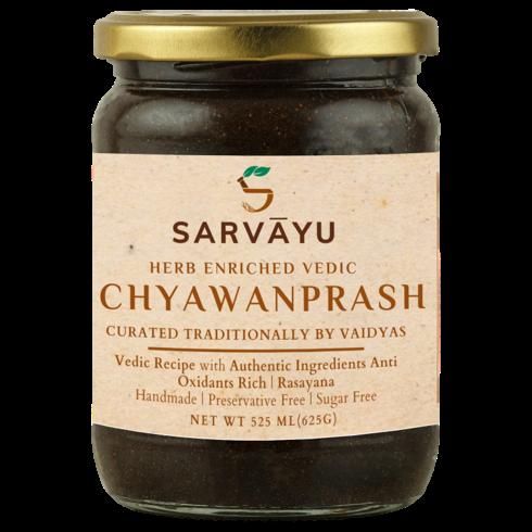 Sarvayu Herb Enriched Vedic Chyawanprash