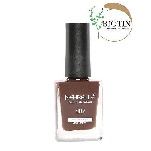 Nehbelle Biotin Colossus Nail Lacquer Mystery 559