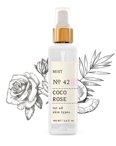 Nature Therapy Coco Rose Mist
