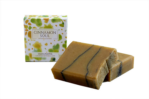 Cinnamon Soul Calm & Playful Soap