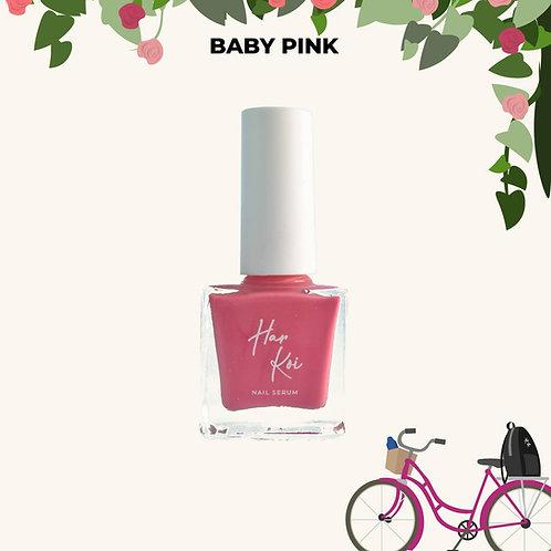 The Harkoi Nail Serum Baby Pink
