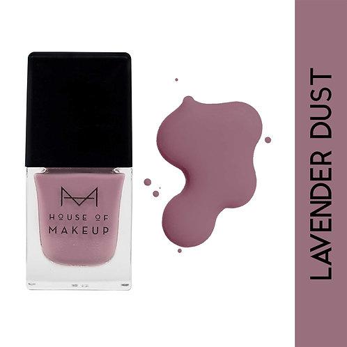 House Of Makeup Matte Nail Lacquer - Lavender Dust
