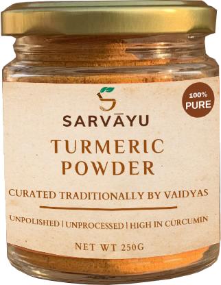 Sarvayu Wild Turmeric Powder