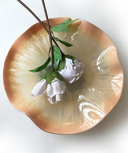 Rashi Agrawal Art Peach Perfect Bowl