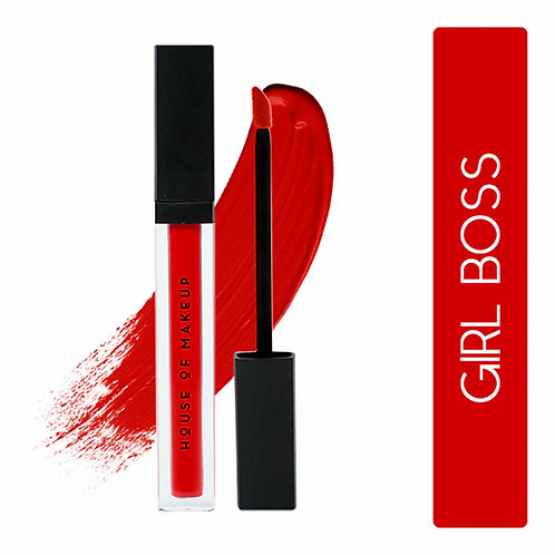 House Of Makeup Pout Potion Liquid Matte Lipstick - Girl Boss