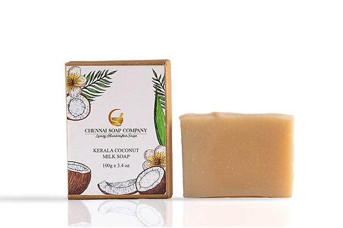 Chennai Soap Company Coconut Milk Soap