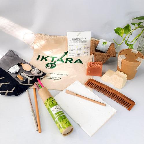 Iktara Eco-Friendly Starter Gift Hamper