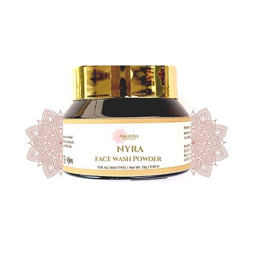 Amayra Naturals Nyra Face Wash Powder