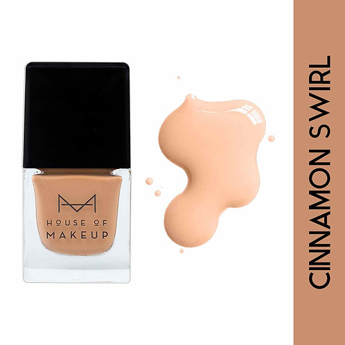 House Of Makeup Nail Lacquer - Cinnamon Swirl