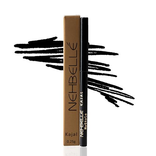 Nehbelle Cosmetics MyStylo Kajal Intense Black