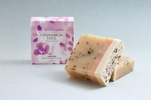 Cinnamon Soul Luxurious Lavender Soap