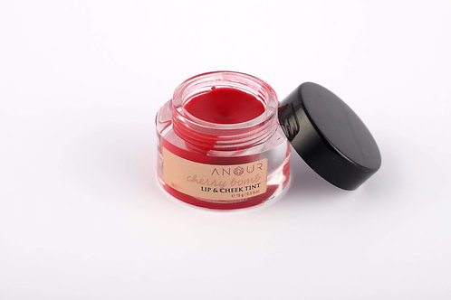 Anour Cherry Bomb Lip & Cheek Tint