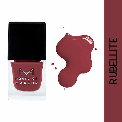 House Of Makeup Nail Lacquer - Rubellite