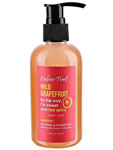 Nature Trail Wild Grapefruit Handwash with Olive & Grapefruit Oil