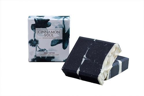 Cinnamon Soul Daily Detox Soap
